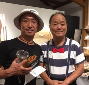 ムーラ&松田さん